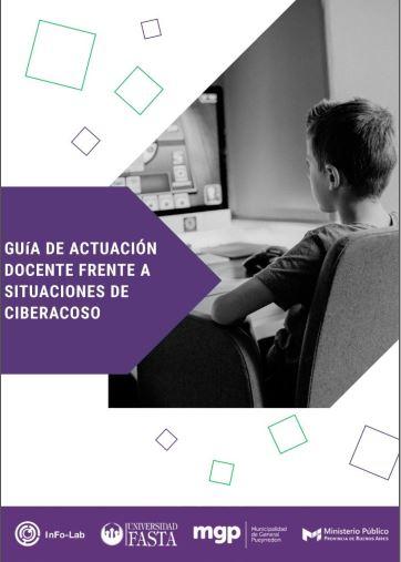 Guía de actuación docente ante situaciones de ciberacoso 2020