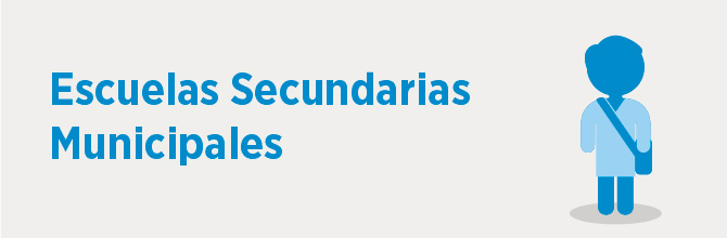 Escuelas Secundarias municipales