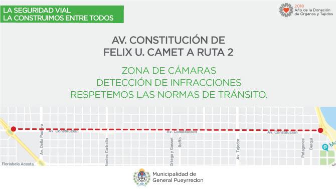 Cámara Constitución