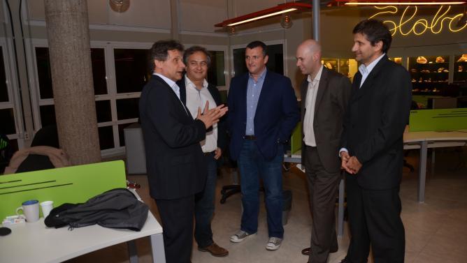 Globant ya cuenta con nuevas oficinas en mar del plata for Bolsa de trabajo oficinas de gobierno