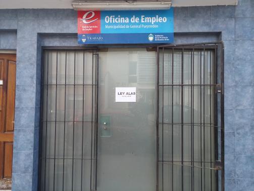 Oficina empleo sitio oficial del municipio de general for Oficina municipal del taxi